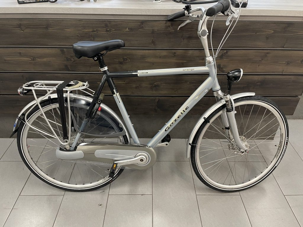 Heren fiets Gazelle Orange H61